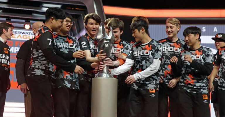After a rough 2020 season, the Overwatch League aims to end on a high note