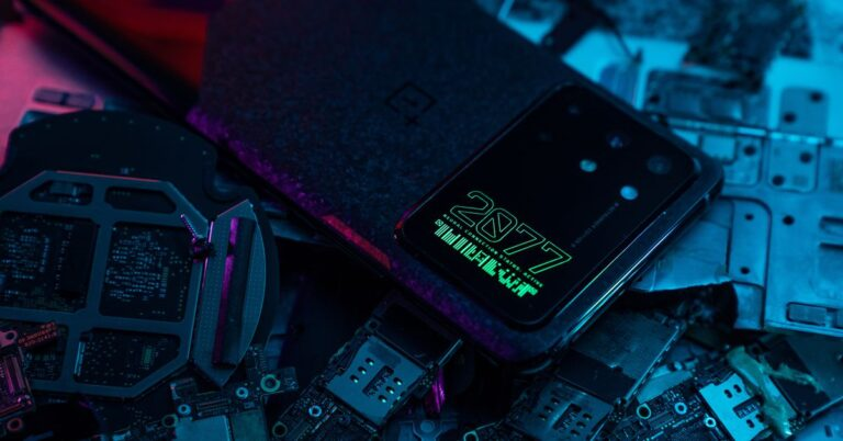 OnePlus' Cyberpunk 2077-themed 8T has one of the biggest camera modules I've ever seen